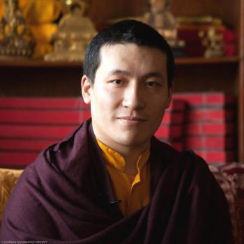 17. Karmapa - Trinle Táje Dordzse