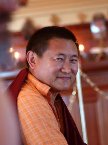 Láma Cültrim Rinpocse