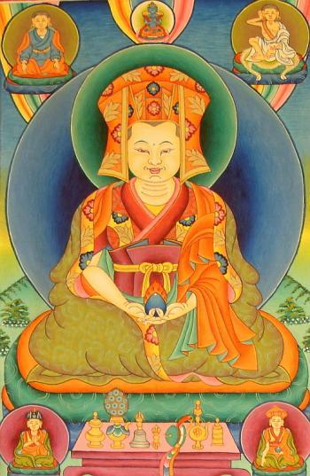 Gampopa Szönam Rincsen (1079-1153)