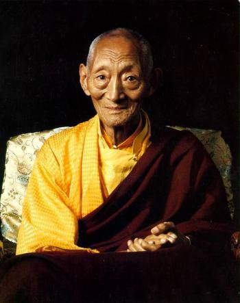 Tiszteletreméltó Kalu Rinpocse (1905-1989)