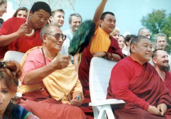 Láma Ngawang Rinpocse