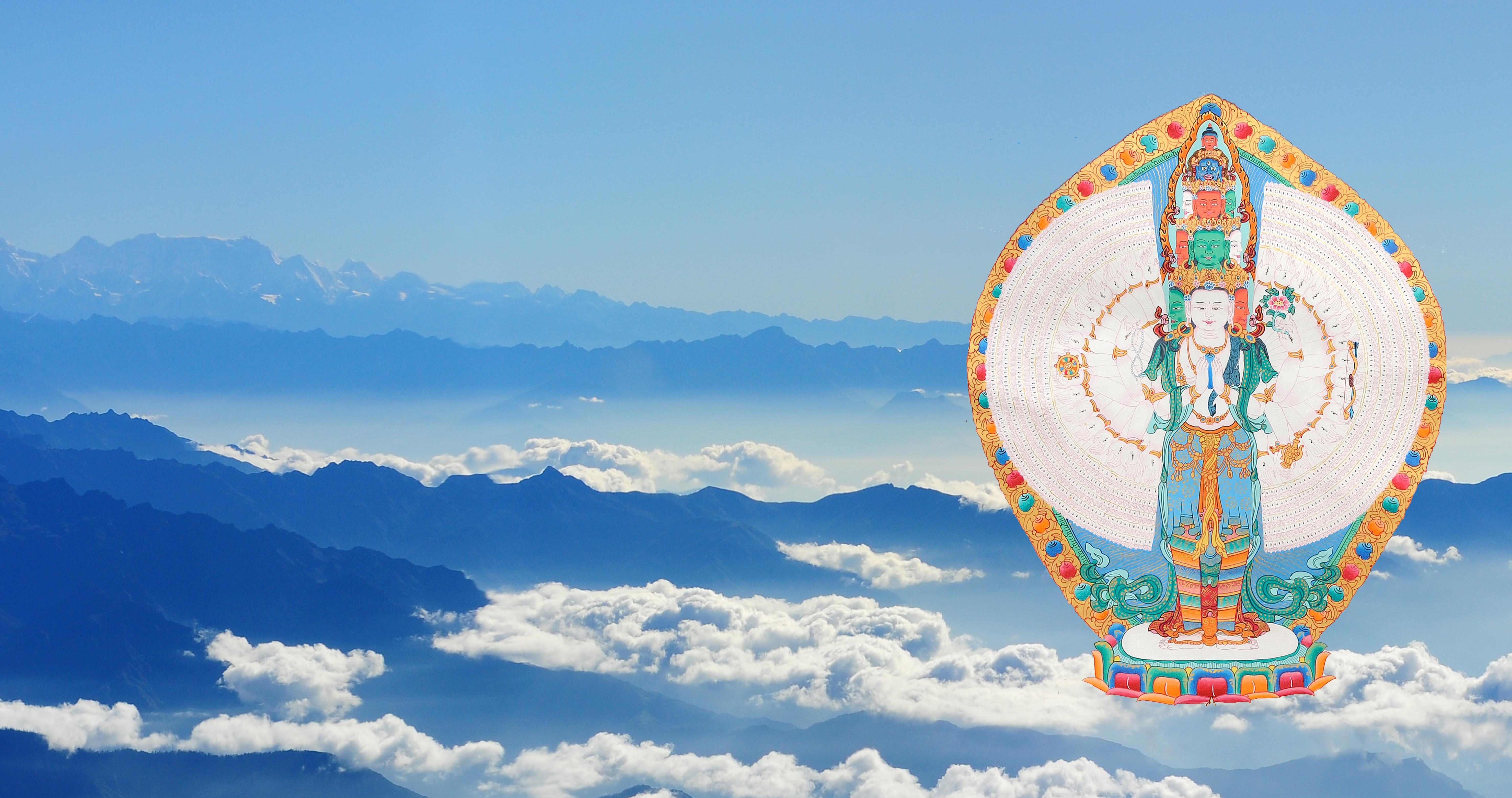Dharmacsakrás nyungne @ Szabadító Buddha Anya Templom, TAR | Tar | Magyarország