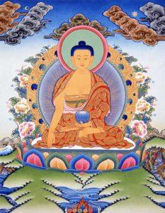 Sákjamuni Buddha