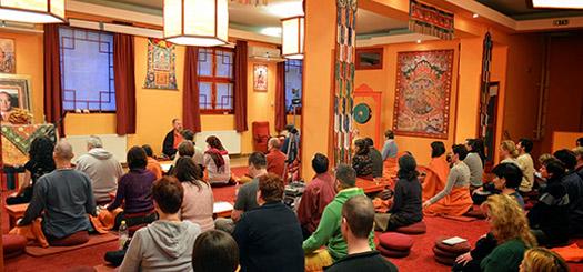 Karmapa Ház - Budapest
