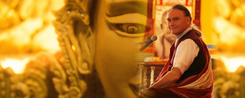 Elvonulás Láma Tony Duff vezetésével @ Tar - Tara Templom | Tar | Magyarország