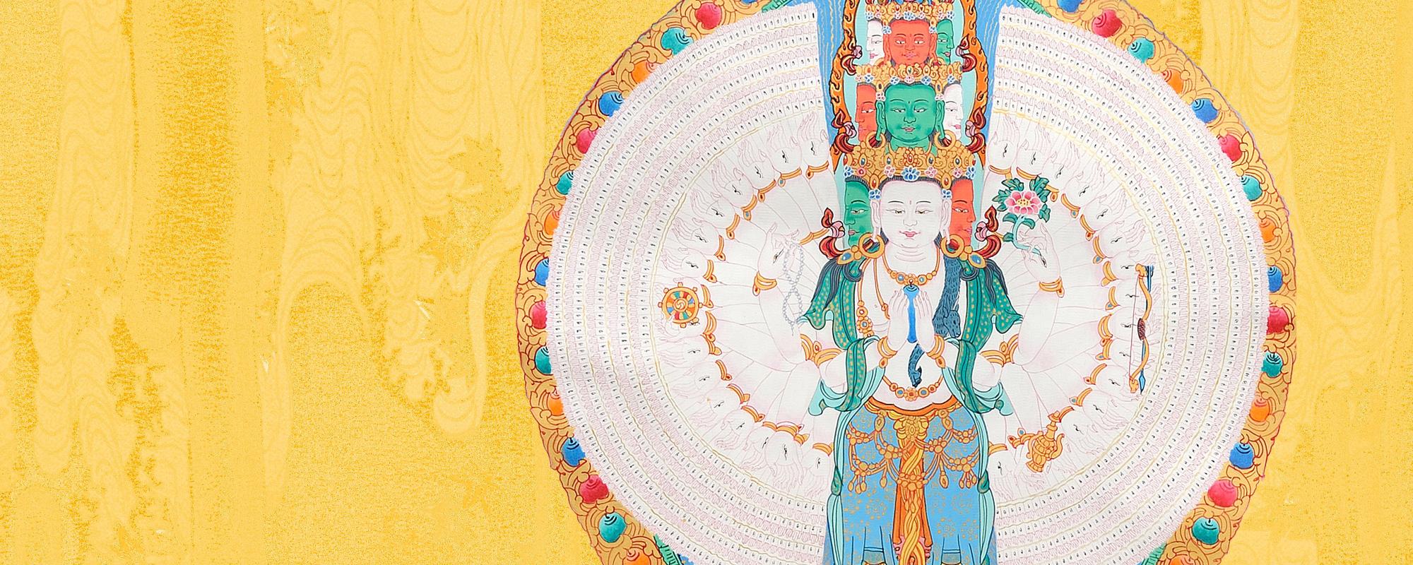 Dharmacsakrás nyungne (8.) @ Tar - Tara Templom