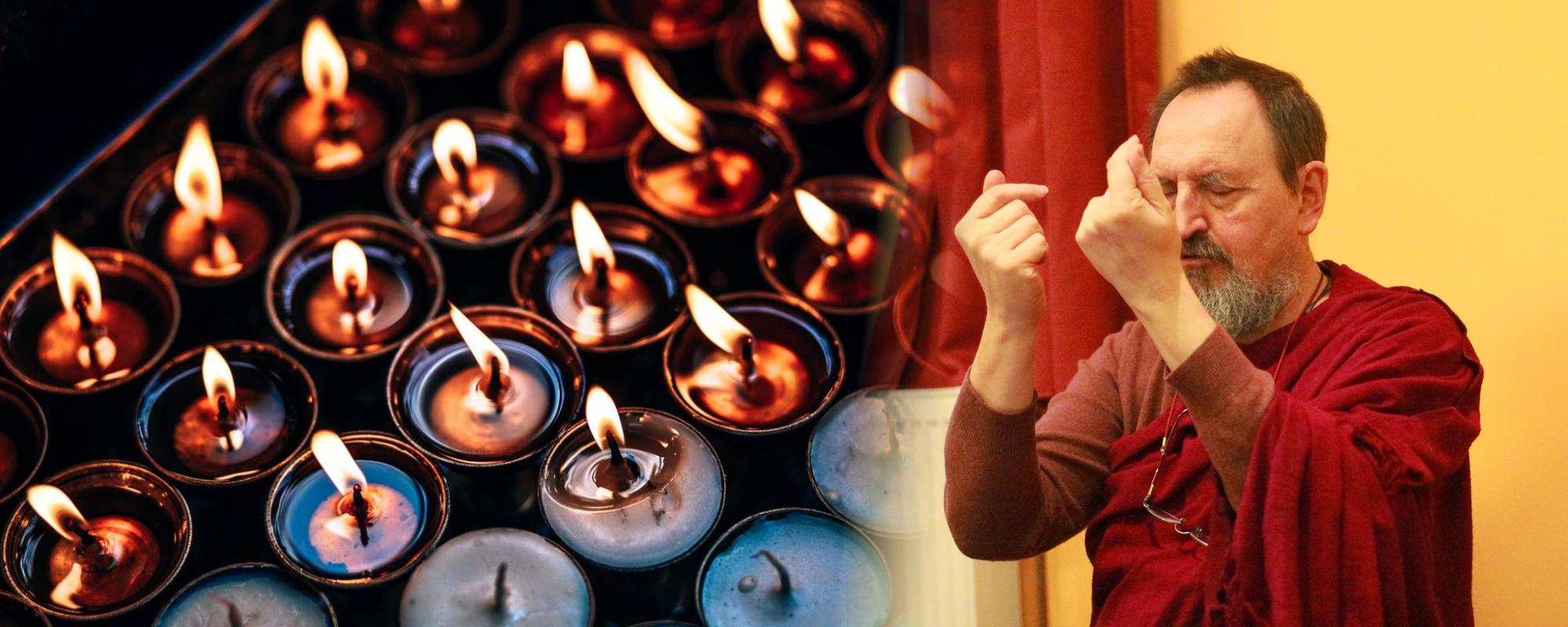 Fény Ünnepe a Karmapa Házban @ Karmapa Ház - Budapest | Budapest | Magyarország
