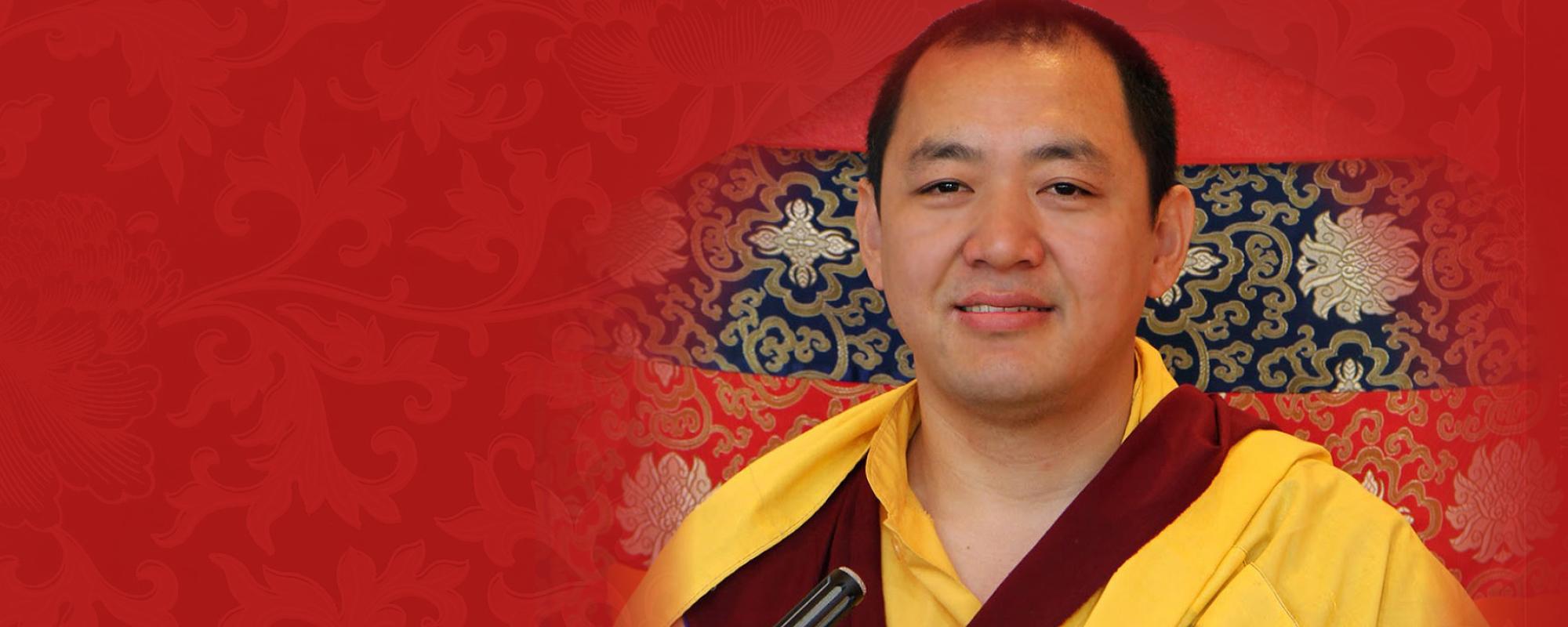Dupsing Rinpocse - Tanítások a bardóról @ Karmapa Ház - Budapest