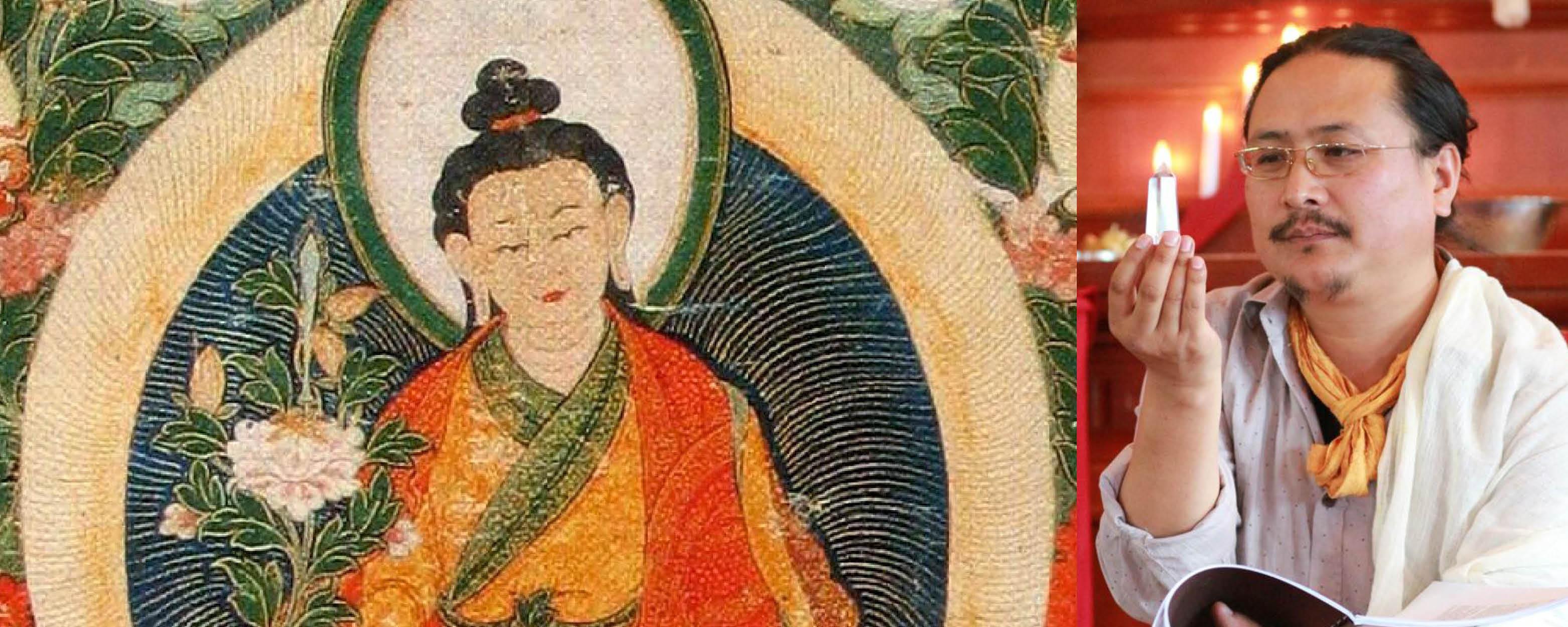 Dr. Nida Chenagtsang - Yuthok Nyinthig meghatalmazás, átadás és tanítás @ Karmapa Ház - Budapest | Budapest | Magyarország