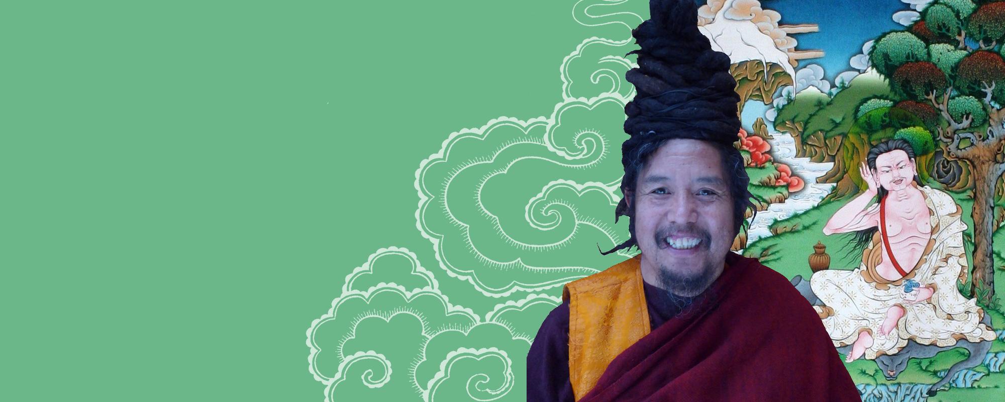 Khenpo Tashi Rinpocse Milarepa meghatalmazást ad @ Karmapa Ház - Budapest | Budapest | Magyarország