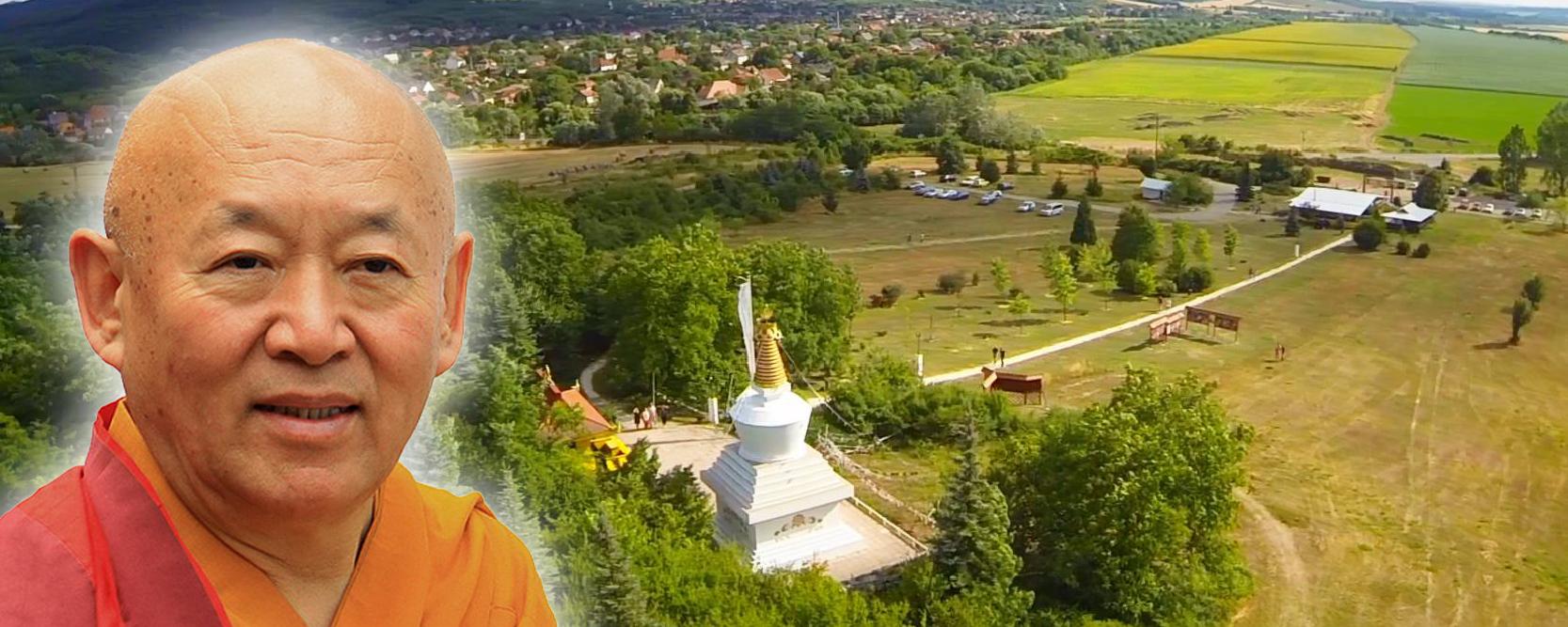 PROGRAMVÁLTOZÁS! Őszentsége Drikung Kjabgön Chetsang Rinpocse Taron @ Tara Templom - Tar