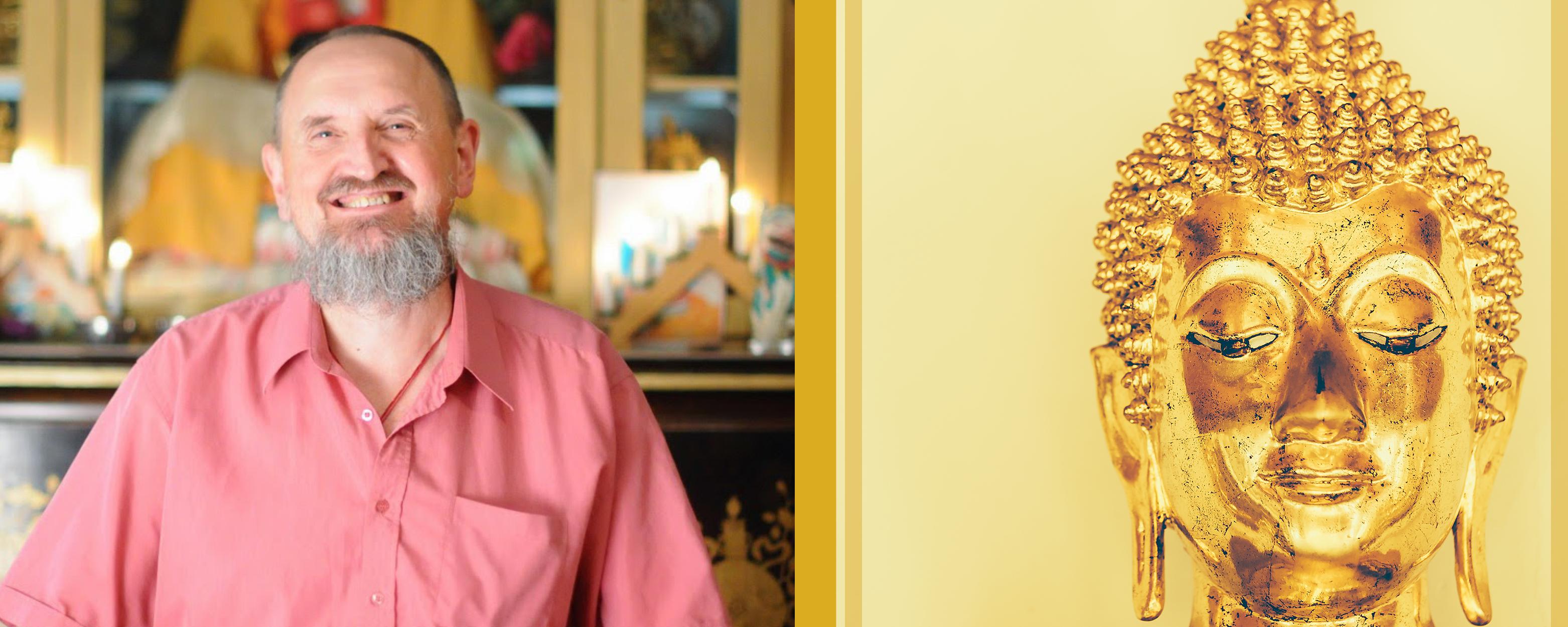 Egynapos elvonulás Láma Csöpel vezetésével @ Karmapa Ház - Budapest | Budapest | Magyarország