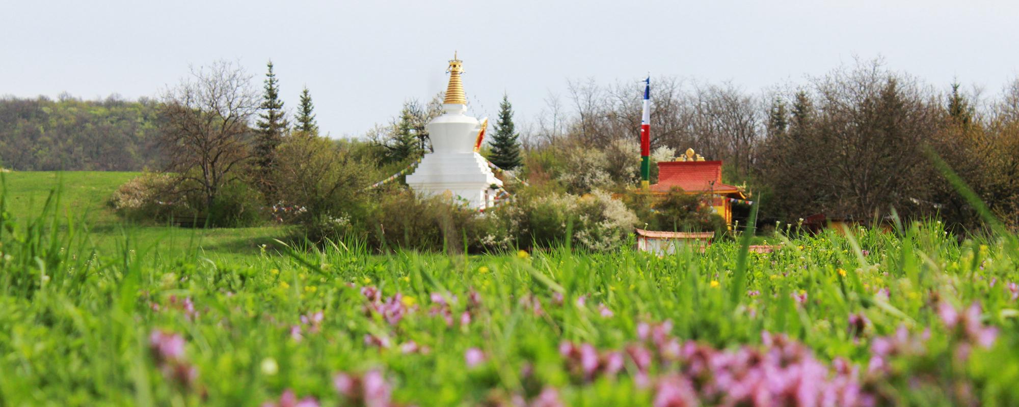 Tavaszi szangha-nap Taron @ Tar - Kőrösi Csoma Sándor Emlékpark