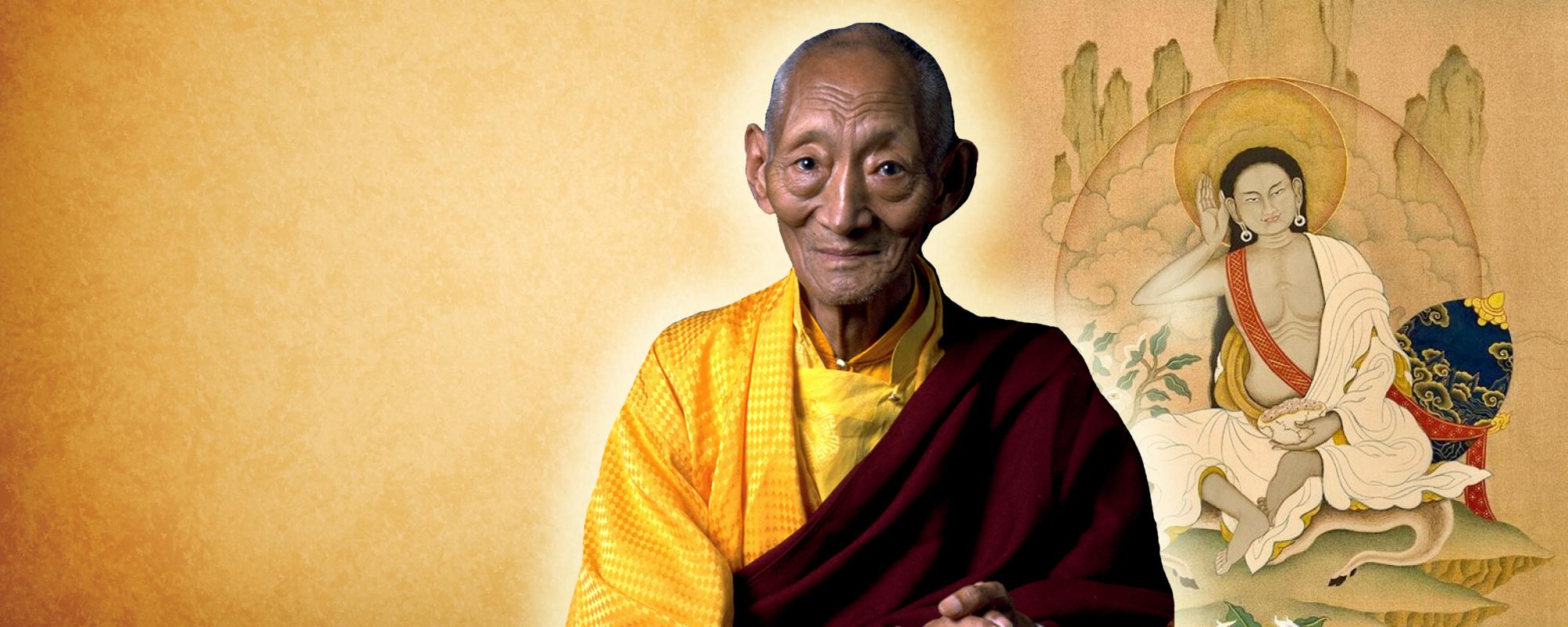 Milarepa-cog Kalu Rinpocse eltávozásának 30. évfordulójának tiszteletére @ Karmapa Ház | Budapest | Magyarország