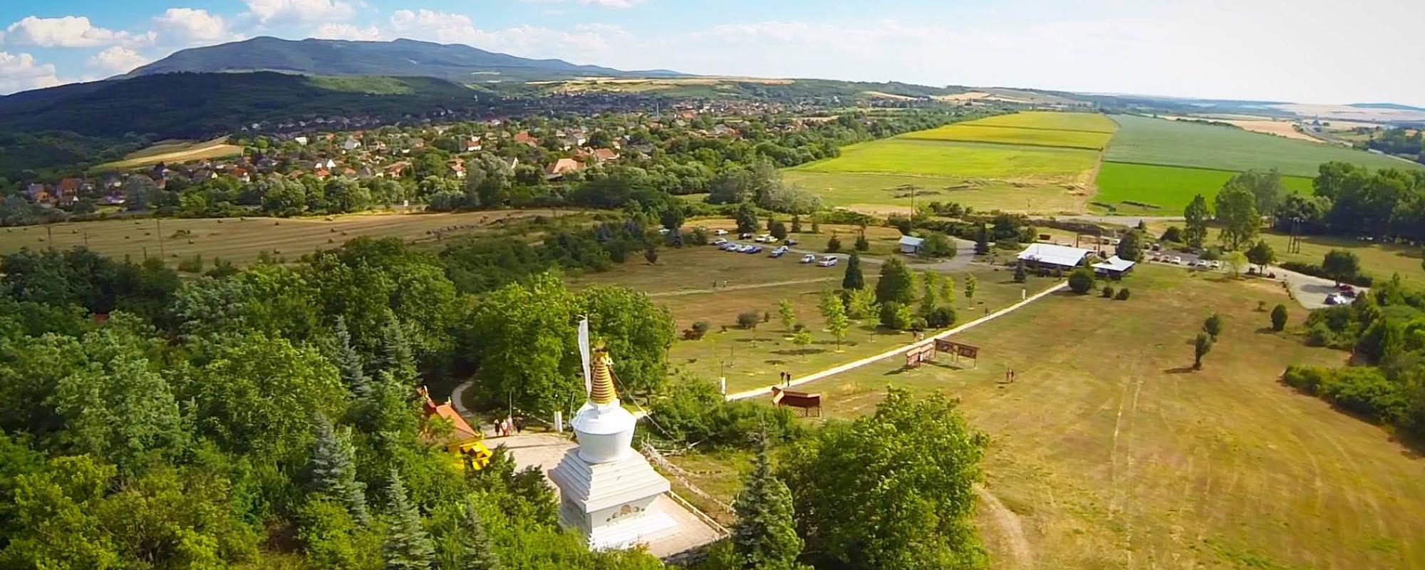 Szangha-nap Taron @ Kőrösi Csoma Sándor Emlékpark | Tar | Magyarország