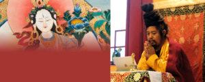 Khenpo Tashi Rinpocse Phagma Kulcsema meghatalmazást ad @ Karmapa Ház | Budapest | Magyarország