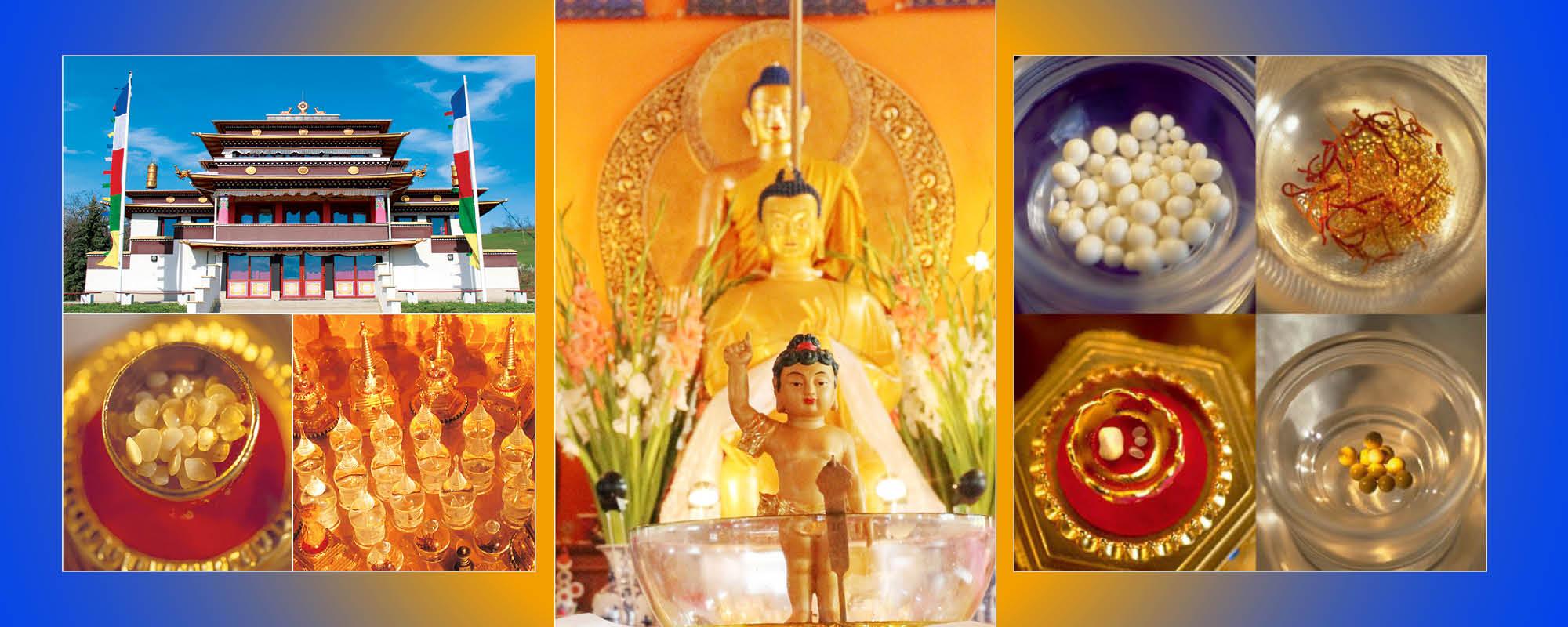 Gyógyító Buddha Ereklye kiállítás @ Tara Templom | Tar | Magyarország