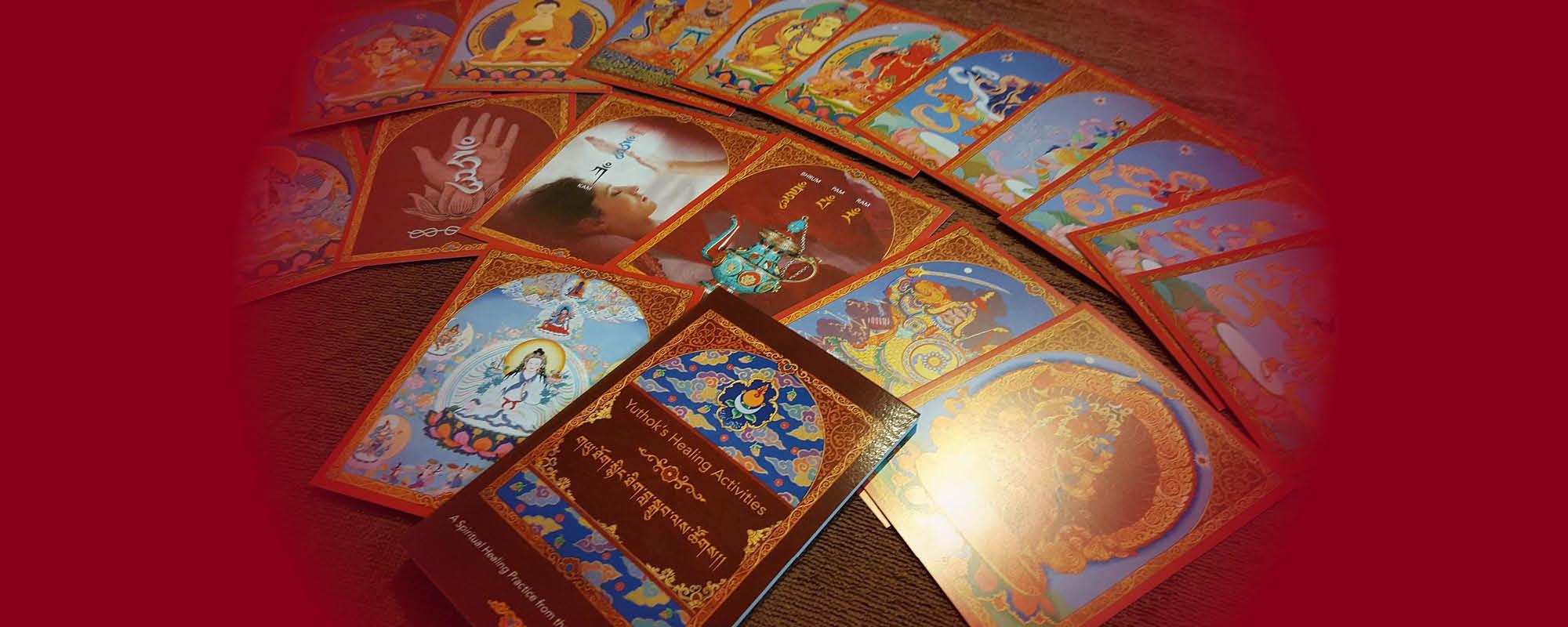 Juthok Kártya Gyógyító Kurzus @ Karmapa Ház | Budapest | Magyarország