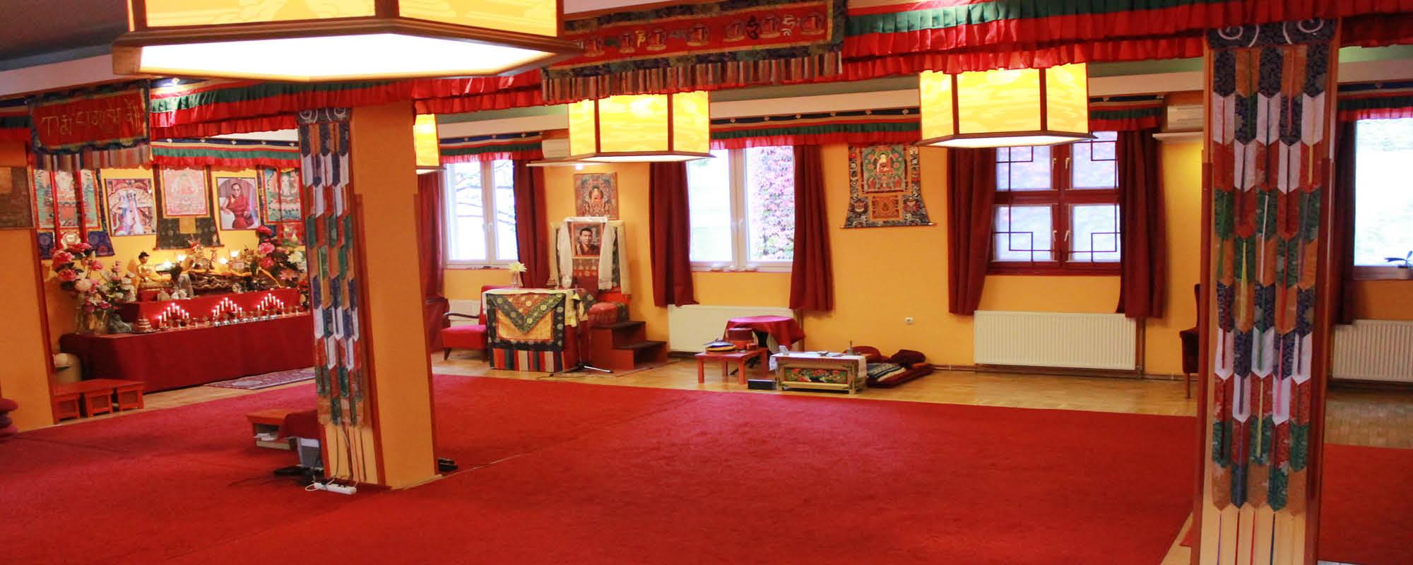 Szangha-nap a Karmapa Házban @ Karmapa Ház | Budapest | Magyarország