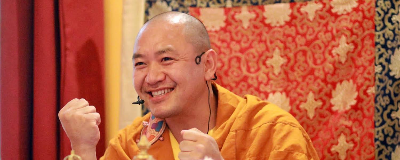Dupsing Rinpocse élő online tanítás és meditáció (sorozat)