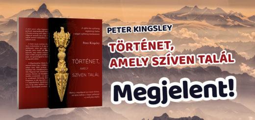 Könyv: Peter Kingsley - Történet, amely szíven talál