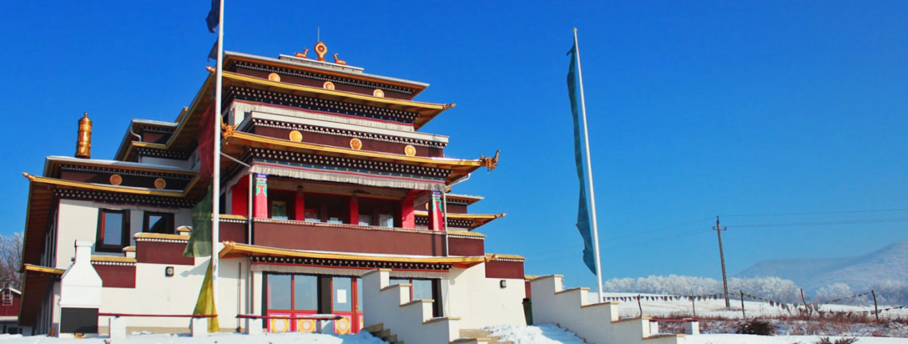 Tara templom télen