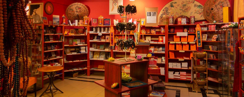 Nyitva a Karmapa Ház boltja @ Karmapa Ház | Budapest | Magyarország