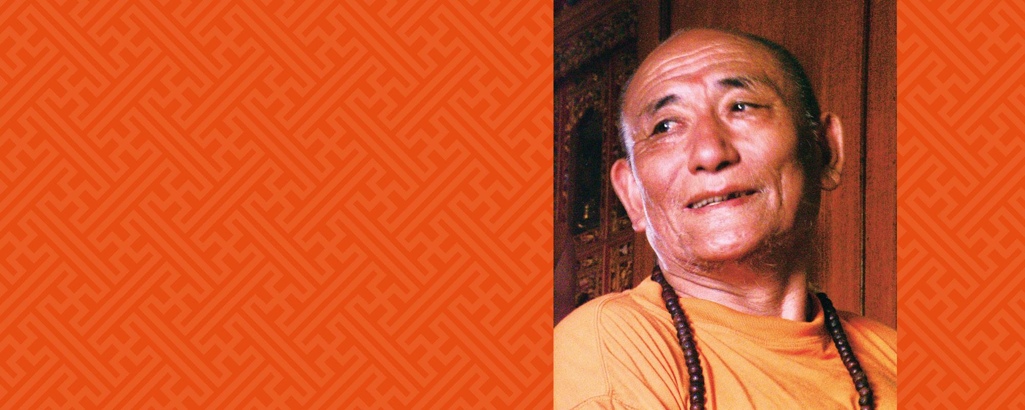 Csö-cog – Láma Ngawang eltávozásának 10. évfordulójára (online)