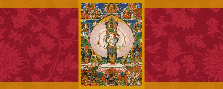 Egynapos online nyungne meditáció - Szaka Dawa