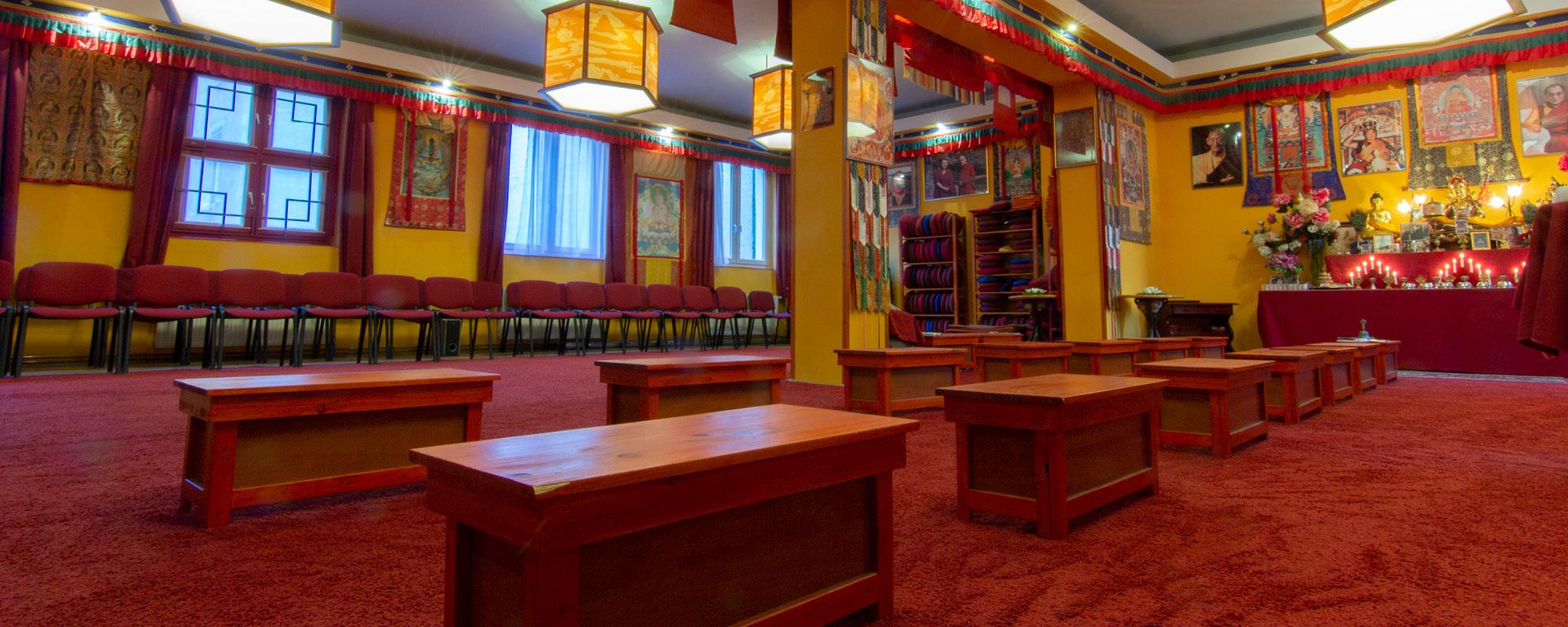 Szangha-nap a Karmapa Házban