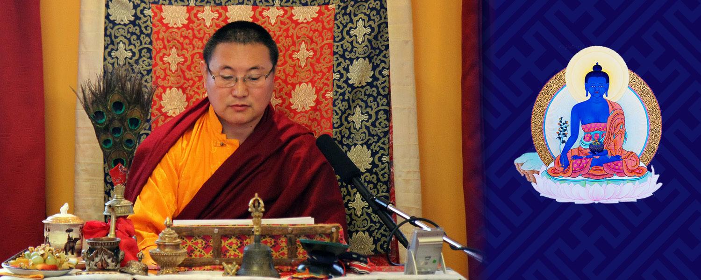 Gyógyító Buddha-nap Cültrim Rinpocsével @ Karmapa Ház | Budapest | Magyarország