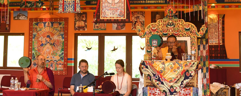 4 napos Csö-elvonulás Cültrim Rinpocse vezetésével Taron @ Tar - Tara Templom   Tar   Magyarország