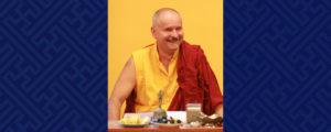 Lekshe Láma tanítása a Gyógyító Buddha gyakorlatáról @ Karmapa Ház   Budapest   Magyarország