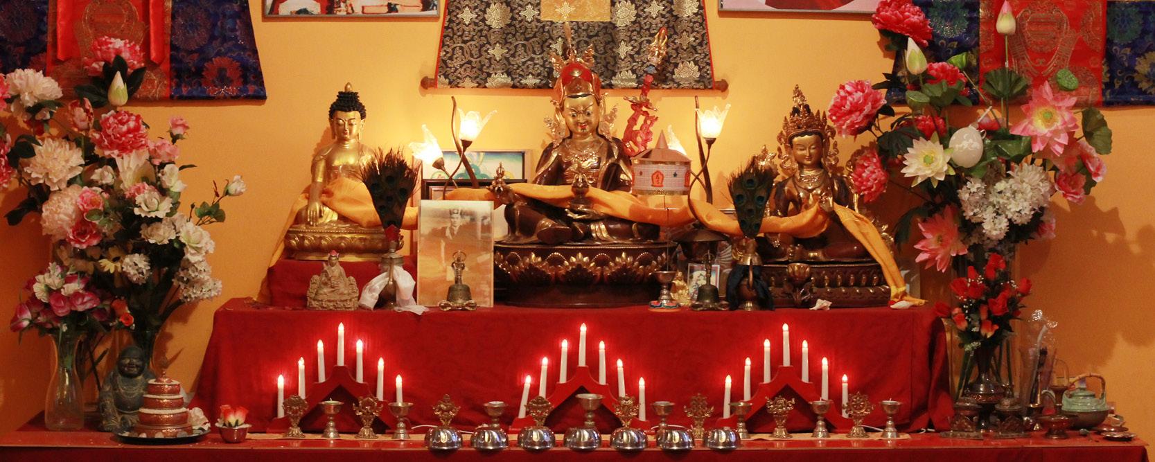 Közös gyakorlás a Karmapa Házban @ Karmapa Ház | Budapest | Magyarország